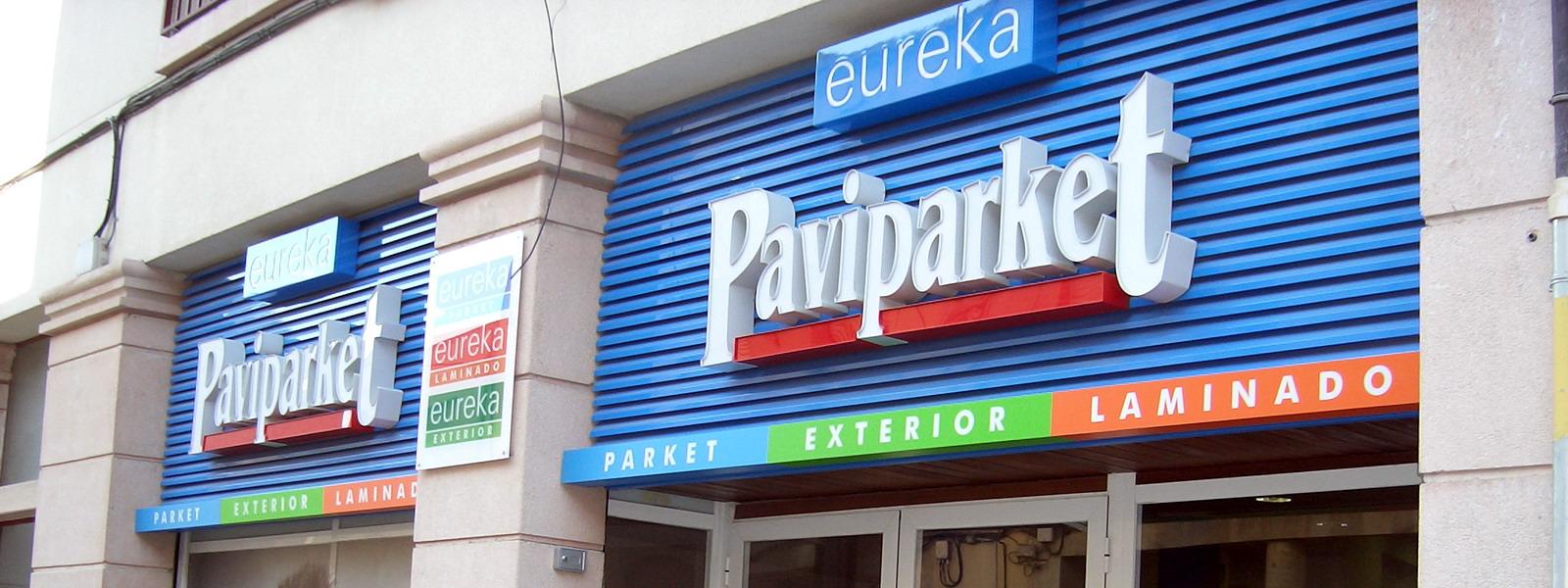 Paviparket